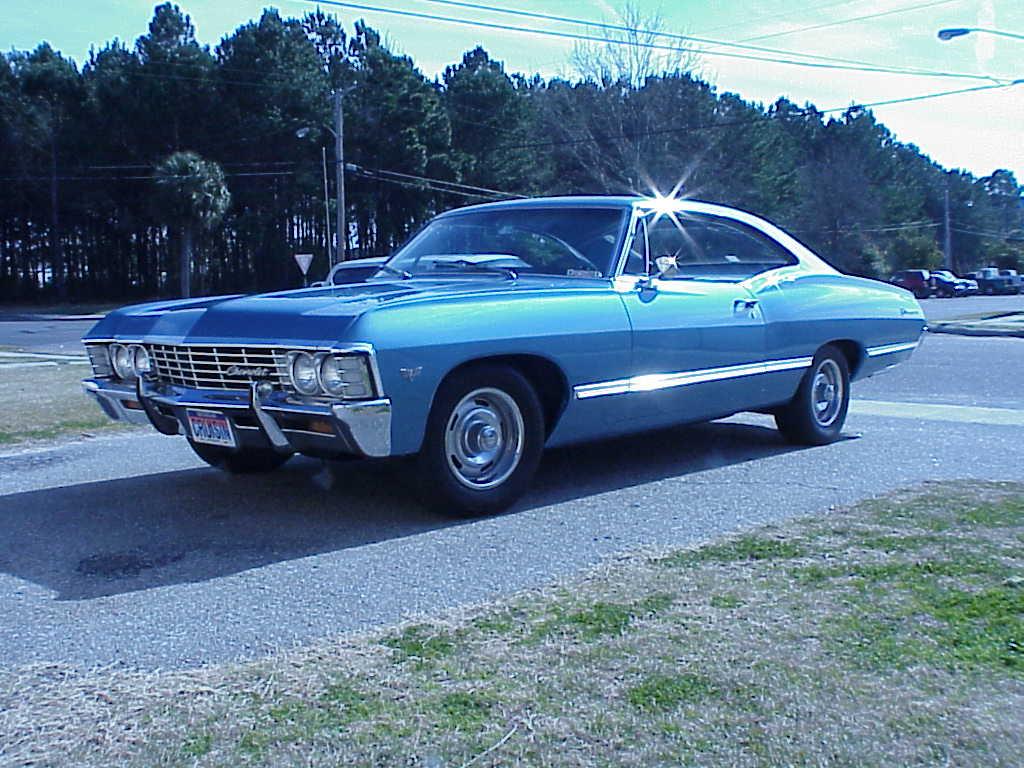 my impala